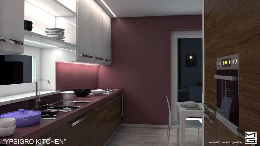 Casa Ypsigro Cucina 2
