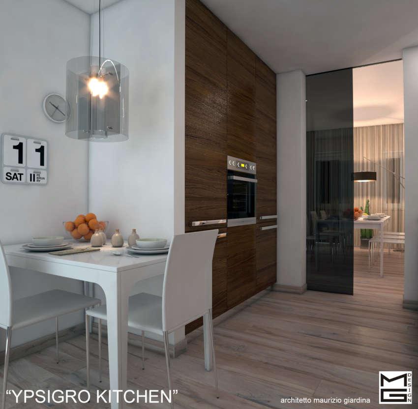 Casa Ypsigro Cucina
