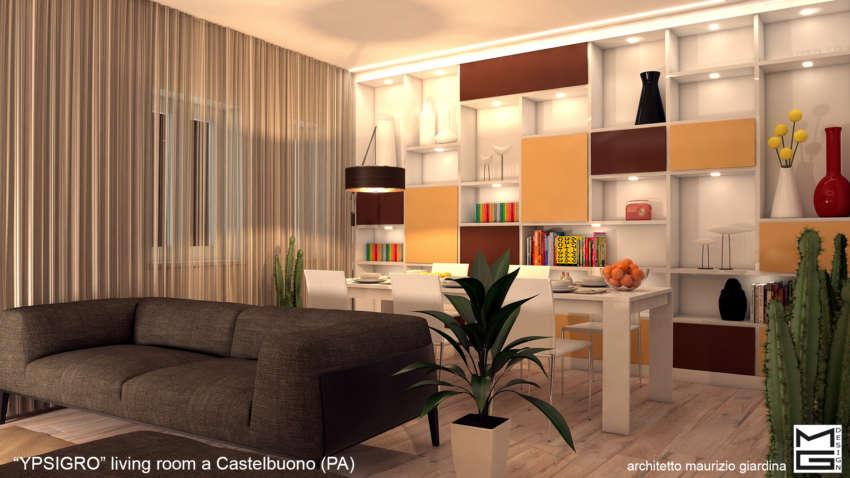 Casa Ypsigro Living