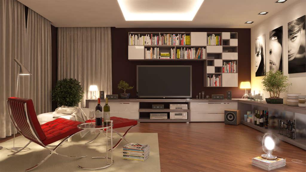 "Living Room """
